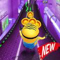 地铁香蕉赛跑者