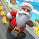 欢乐圣诞老人跑酷手机版