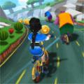 萌熊出没自行车比赛安卓版